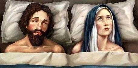 سکس عیسی مسیح با مریم مقدسسکس عیسی مسیح با مریم مقدس