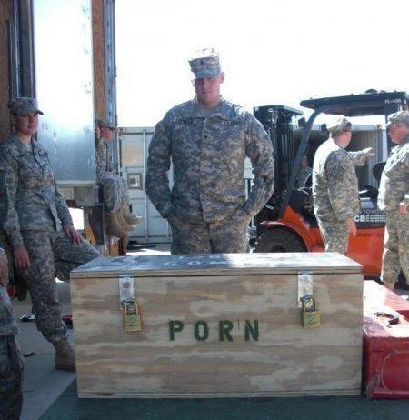 فیلم سکسی و ارتش آمریکا