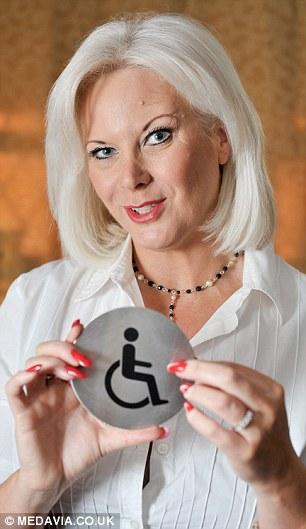 بکی آدامز امیدوار است فاحشه خانه برای معلولان در سال  ٢۰١٤ چندین شعبه راه اندازی کند