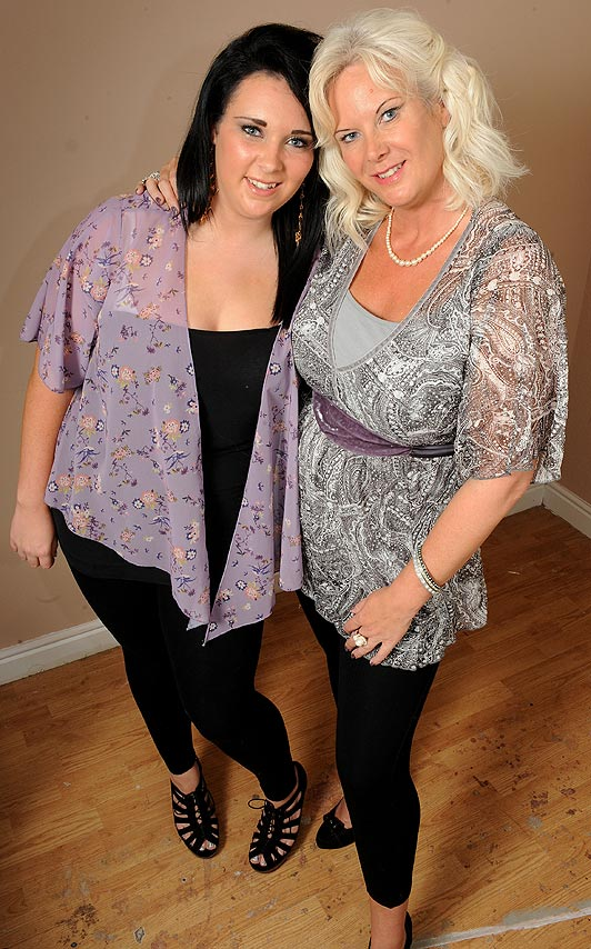 عکس بکی آدامز و دختر 16 ساله اش امیلیا