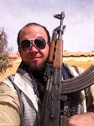 اریک هارون سربازی که عضو ارتش آمریکا و القاعده بود