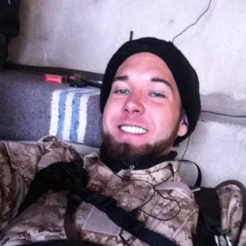 در مدارک ارائه شده به دادگاه آمده، آقای هارون در ژانویه سال ۲۰۱۳ میلادی، به همراه اعضای جبهه نصرت وارد خاک سوریه شد