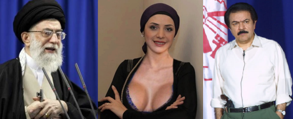 سکسی با اورینب مشایخی (ارمیا)