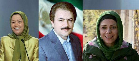 ارمیا عضو سازمان تروریستی مجاهدین خلق