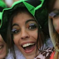مردم دوبلین روز سنپاتریک را جشن گرفتند
