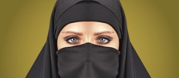 حجاب سکسی زن مسلمان