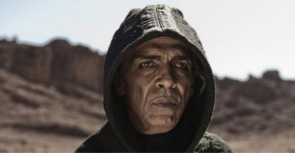 """شیطان در سریال تلویزیونی جدید """"انجیل"""" بسیار شبیه اوباما است"""
