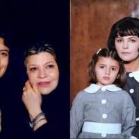 عکسهای سکسی مادر لیلا حاتمی
