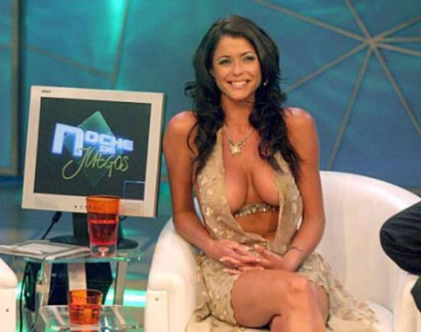 عکس سکسی پاملا دیوید مجری زن آرژانتینی