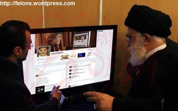 امام خامنه ای از طرفداران پروپاقرص پاسدار داریوش اقبالی است