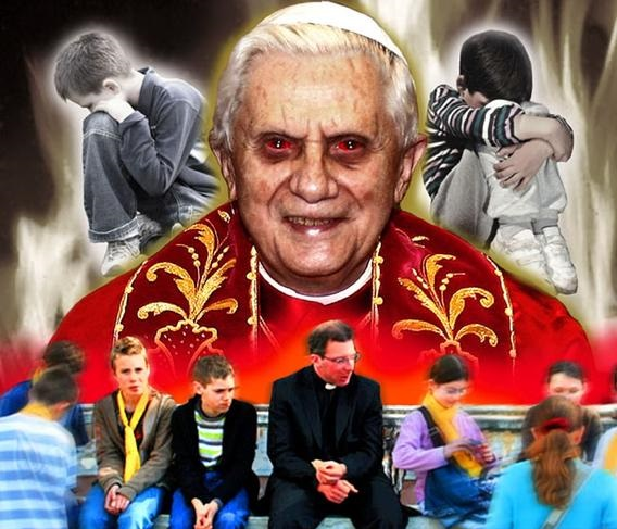 Priests and gays are pedophiles pic (1)