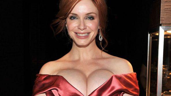 کریستینا هندریکس بازیگر سریال «مد من» سکسیترین مو قرمز در تاریخ سینما