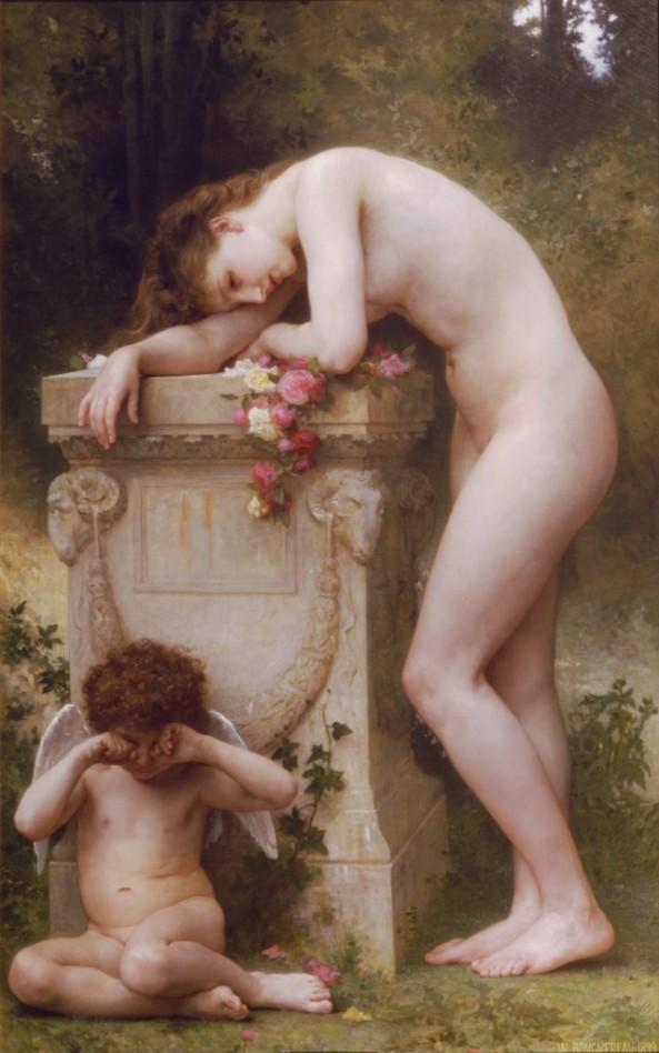 نقاشی مرثیه سال ۱۸۹۹
