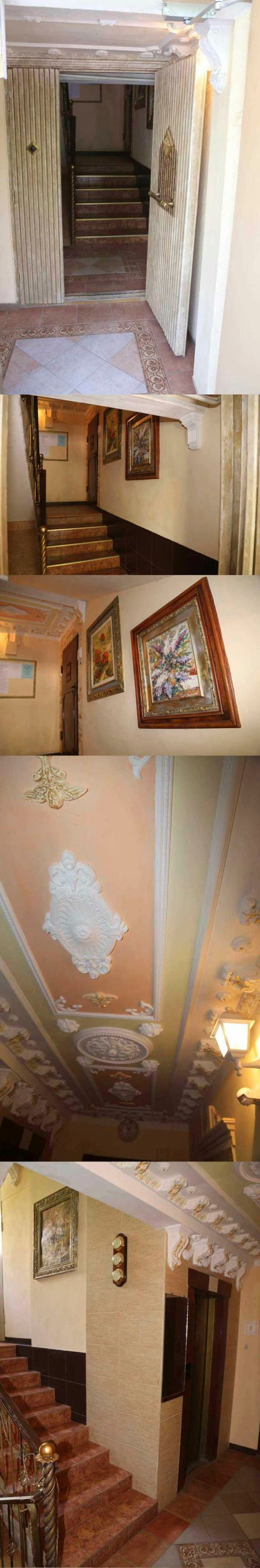 Pictures of House Beautiful Russian architecture