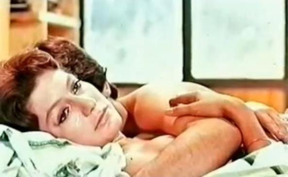گوگوش لخت در آغوش سعید کنگرانی یک سکس واقعی را تجربه میکند - فیلم در امتداد شب