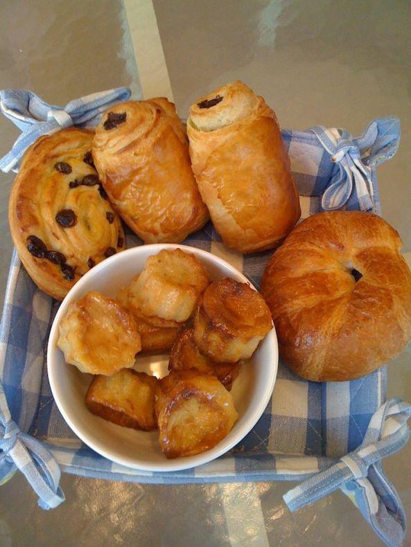 صبحانه فرانسوی در فرانسه