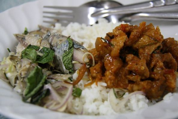 صبحانه تایلندی در تایلند