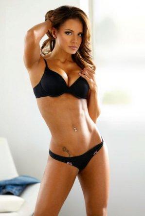 عکس های سکسی ناتالی ملو، مدل تناسب اندام ایرانی روس (5)