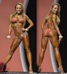عکس های سکسی ناتالی ملو، مدل تناسب اندام ایرانی روس (10)