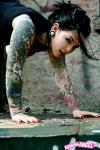 عکسهای سکسی دختر شیطان پرست