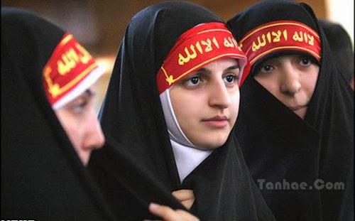 اگر پارچهٔ حجابِ زن مسلمان به دست کفار اختراع نشده بود! (2)