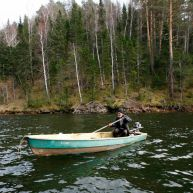 تصاویر دیدنی از یک زاهِد روس در جنگل به دور از تمدن بشری (1)