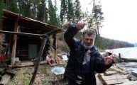 تصاویر دیدنی از یک زاهِد روس در جنگل به دور از تمدن بشری (11)
