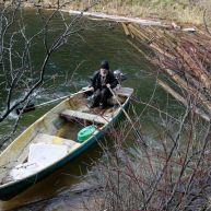 تصاویر دیدنی از یک زاهِد روس در جنگل به دور از تمدن بشری (4)