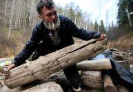 تصاویر دیدنی از یک زاهِد روس در جنگل به دور از تمدن بشری (5)