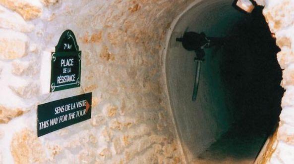تصاویر سیستم آب و فاضلاب پاریس در سال ۱۸۶۲ (2)