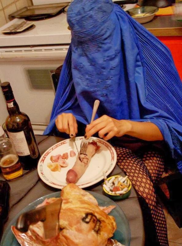 تغذیه سالم از طرف ایرانان اسرائیل برای زن مسلمانتغذیه سالم از طرف ایرانان اسرائیل برای زن مسلمان