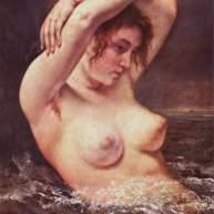حمام کننده، موزه هنری متروپولیتن نیویورک، ۱۸۶۸