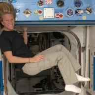 عکسهایی از فضانورد دکتر کارن نیبرگ (12)
