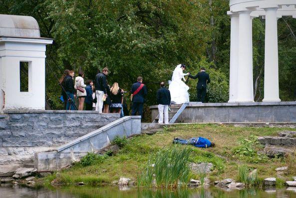 یک عروسی روسی خیلی معمولی (1)