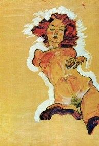 Female Nude, 1910