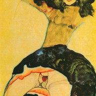 Nude Girl, 1911