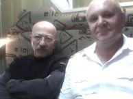 این رئیس قطار با همه بازیگران مشهور روس عکس یادگاری دارد (25)