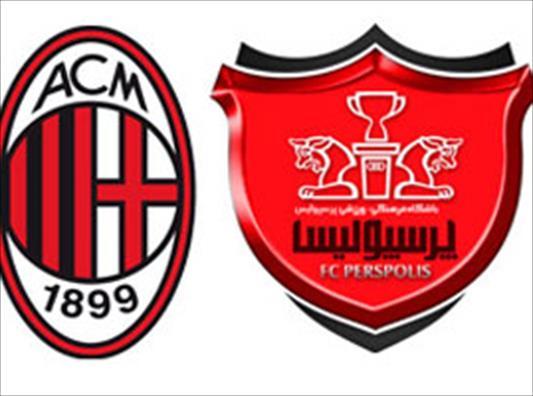 Perspolis vs AC Milan