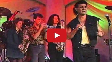 موزیک ویدیو قدیمی «هی هاته» با صدای ضیا آتابای