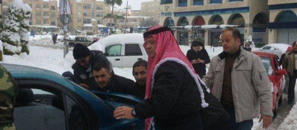 عبدالله دوم پادشاه اردن