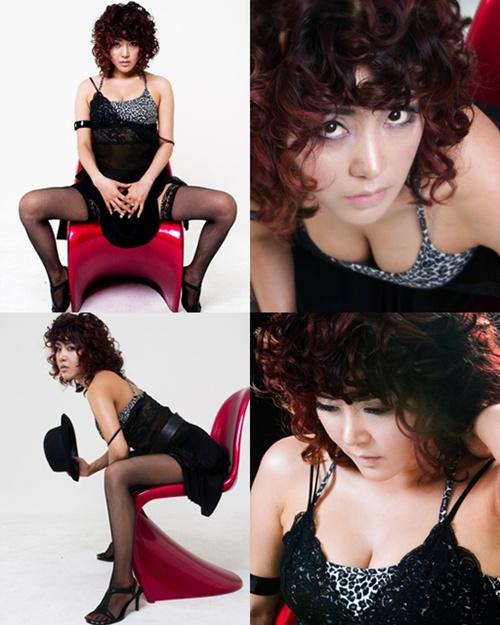 عکسهای سکسی بانو میشیل در سریال ملکه سوندوک