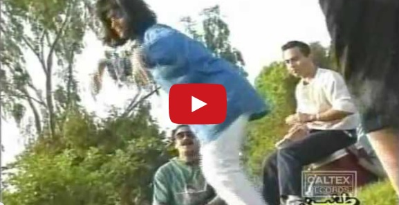 موزیک ویدیو قدیمی «سیزده بدر» با صدای بهمن مفید و مرتضی عقیلی