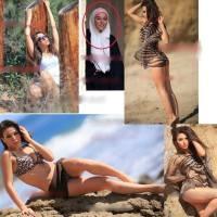عکس های سکسی و لخت حنانه شهشهانی بازیگر سریال کلاه پهلوی