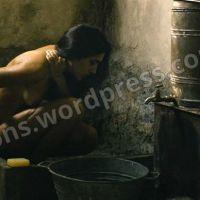 عکس سکسی و لخت از پستان گلشیفته فراهانی در فیلم سنگ صبور