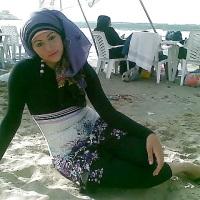 عکس های سکسی از دختران فلسطینی محجبه با ممه های گنده