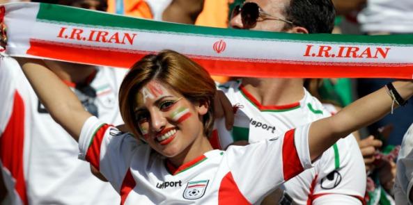 Brazil Soccer WCup Argentina Iran