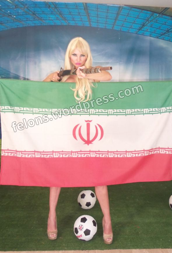 Sexy-Myriam-Klink-Flag-of-Iran-2