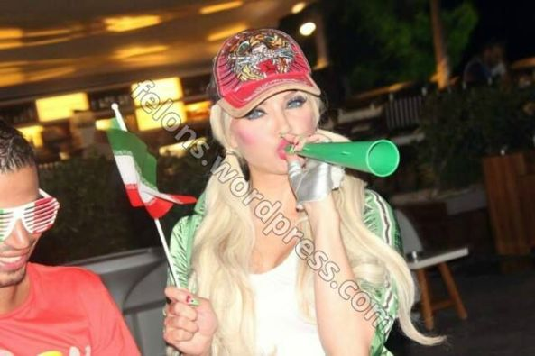 Sexy-Myriam-Klink-Flag-of-Iran-4