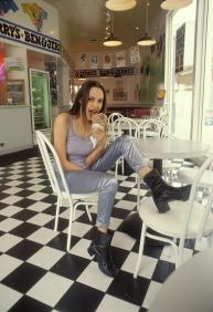 1994 EXCLUSIVE - Angelina Jolie